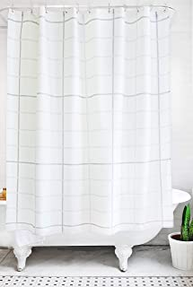 Best lace fabric shower curtain Reviews