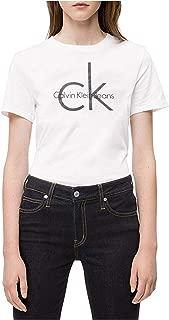 womens Short Sleeve T-Shirt Monogram Logo