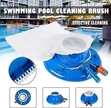 Mini herramienta de limpieza de piscina Aspirador objetos flotantes Herramientas piscina aspiración neta kit de limpieza Piscina Skimmer ZHQHYQHHX