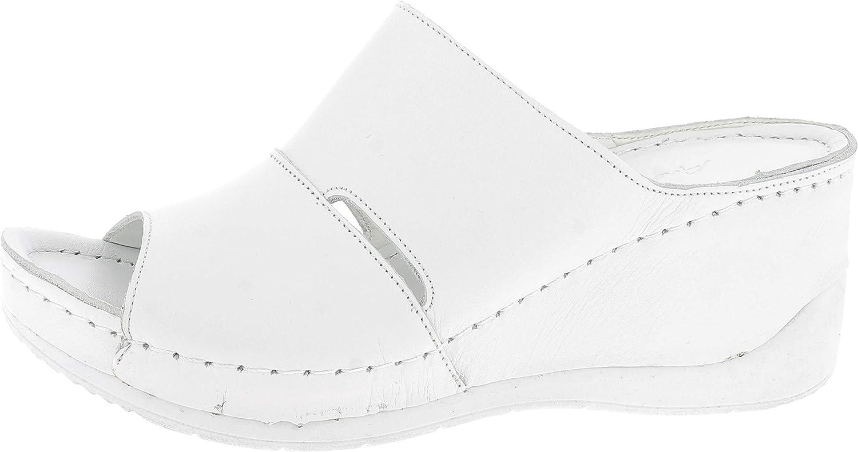 Andrea Conti Women's Platform Tampa Mall Sandals famous Flatform