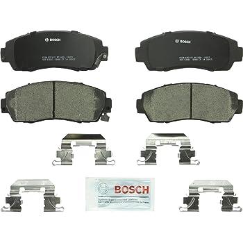 Disc Brake Pad Set-QuickStop Disc Brake Pad Front fits 18-20 Honda Odyssey