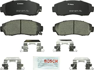 Bosch BC1089 QuietCast Premium Ceramic Disc Brake Pad Set For: Acura RDX; Honda Accord Crosstour, Crosstour, CR-V, Odyssey...