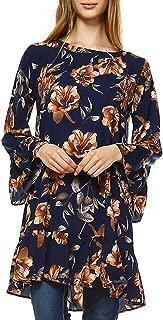 Women Flair Shift Floral Dress