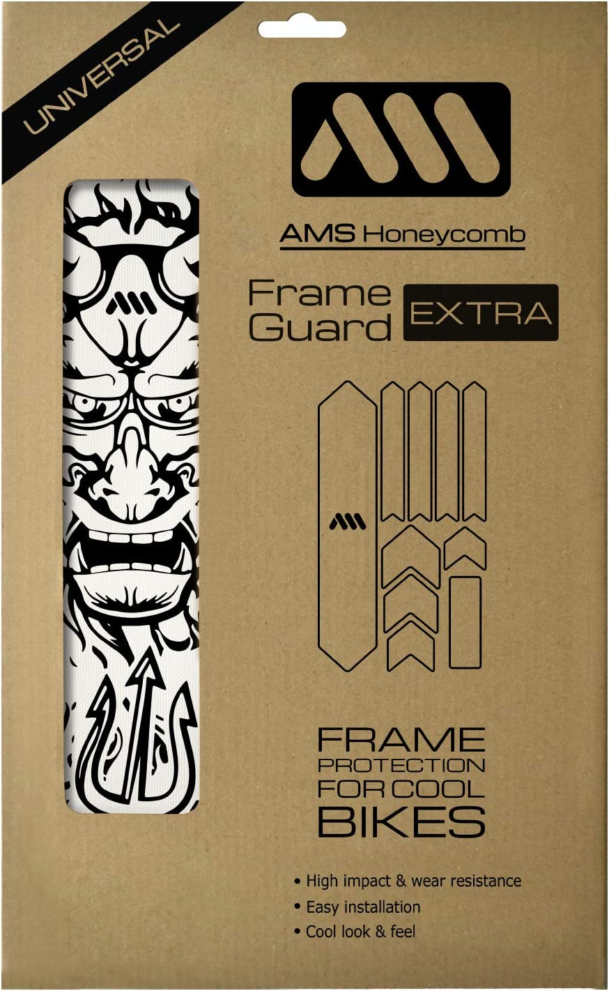 All Mountain Style 100% quality warranty AMS High Impact Guard – Virginia Beach Mall Frame Extra Protects