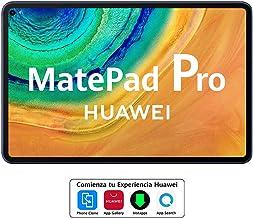 HUAWEI MatePad Pro - Tablet con Pantalla FullView de 10.8'', WiFi, HUAWEI Kirin 990, Colaboración multipantalla, Batería de 7250 mAh, 6 GB RAM, 128 GB ROM, Midnight Grey (Marx-W09BS)