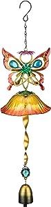 Regal Art & Gift Fairy Bell - Orange