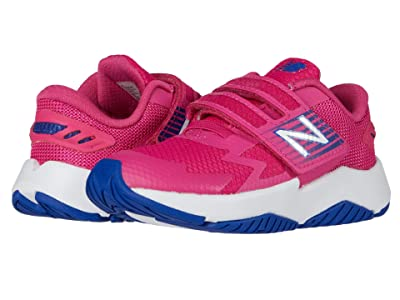 New Balance Kids Rave Run v1 (Infant/Toddler) (Exhuberant Pink/Candy Pink) Girls Shoes