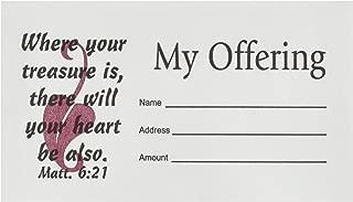 Offering Envelope-My Offering (Kwik Open) (Package of 100)