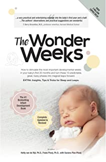 The Wonder Weeks: How to stimulate the most important developmental weeks in your..