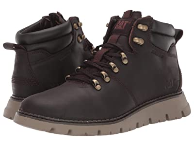 Caterpillar Casual Parameter Waterproof (Oiled Full Grain Leather) Men