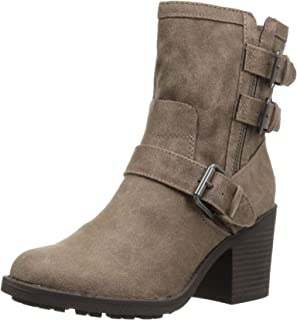 Fergalicious Women's Prayer Mid Calf Boot