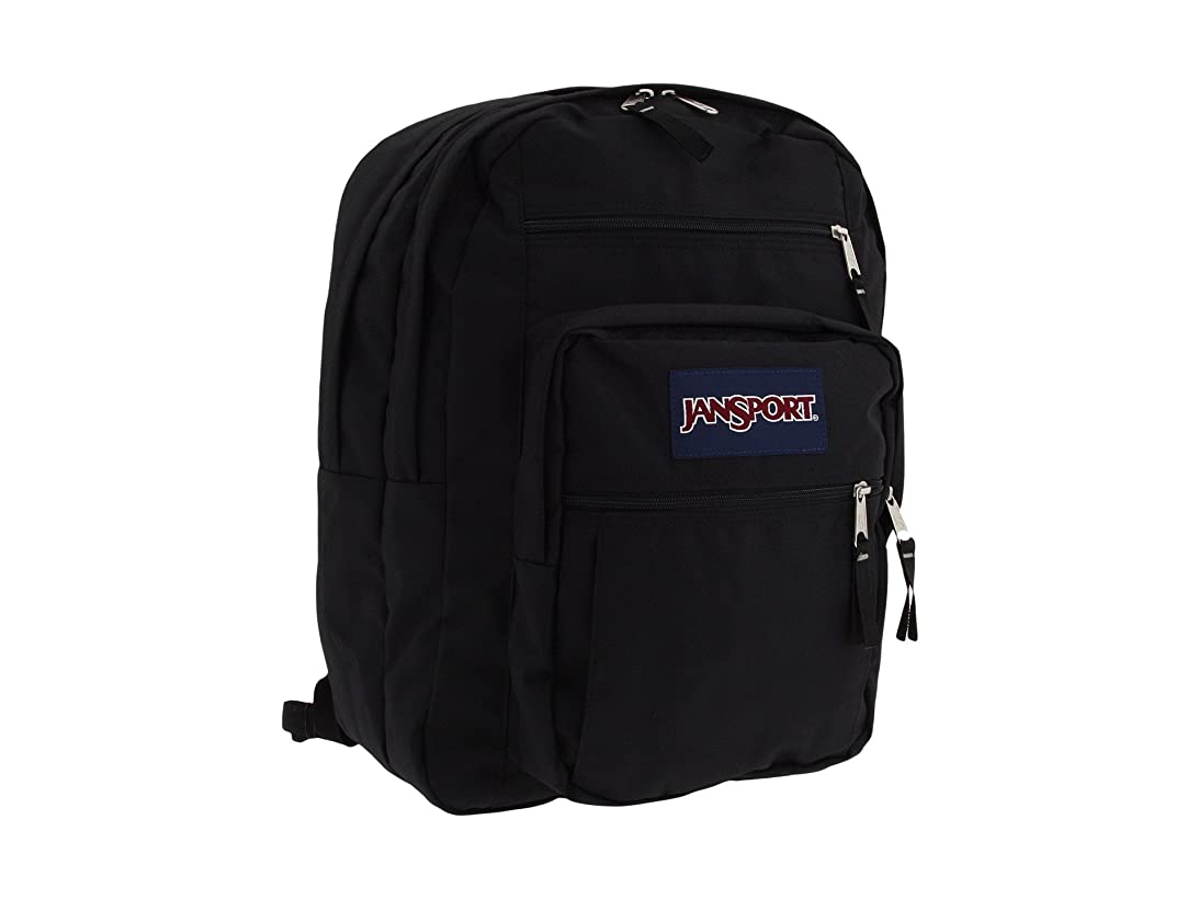 あいまいパステルソロ(ジャンスポーツ) Jansport Big Studentバックパック ブラック