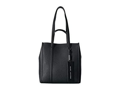 Marc Jacobs The Tag Tote 27 (Black) Tote Handbags