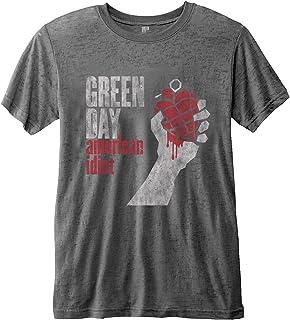 4bd76f42973 Amazon.es: Green Day - Camisetas / Camisetas, polos y camisas: Ropa