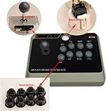 MAYFLASH Arcade Stick F300 Elite pour PS4 / PS3 / XBOX ONE / XBOX 360 / PC / Android / Switch