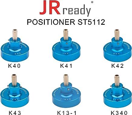 JRready K40K41K42K43K13-1K340 positioner kit K K K series positioners used for locating terminals for AFM8 M22520 2-01 & YJQ-W1A crimper B07MFKJVLF   Zu einem erschwinglichen Preis  4ca329