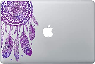 Laptop Sticker Top Vinyl Partial Decal Dream Catcher Painting Skin for MacBook Air Retina Pro 11 13 15 Laptop Skin,Pro 15 -A1707 A1990,A44