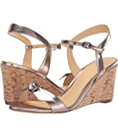 Alexandre Birman - Noelle Demi Wedge 75