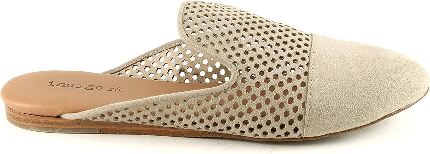 INDIGO RD. Women's Finch-A Sandals in Wood