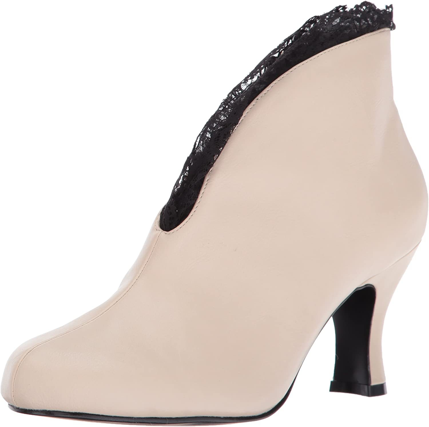 Pleaser Womens Jenna105 crpu-lc Ankle Bootie