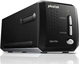 Plustek OpticFilm 8200i Ai 35mm Dia/Negativ Filmscanner (7200 dpi, USB) inkl. SilverFast Ai