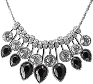 Necklaces & Pendants Crystal Maxi Necklace for Women Fashion Jewelry