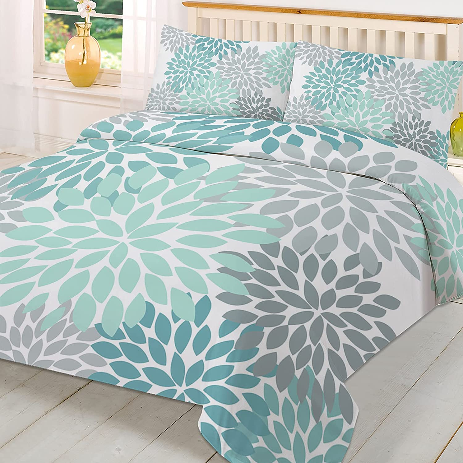 3 price Piece Bedding Set Comforter Size Thanksgiving Cover Pla Queen New product!!