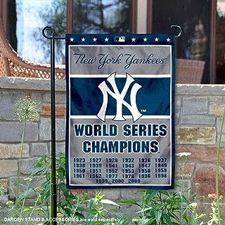 yankees world series banner