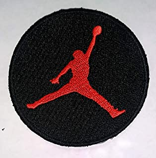 michael jordan iron on patches