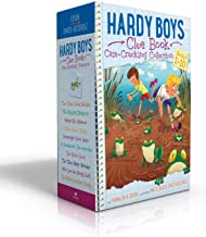 Hardy Boys Clue Book Case-Cracking Collection: The Video Game Bandit; The Missing Playbook; Water-Ski Wipeout; Talent Show...