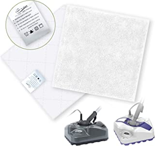 LIGHT 'N' EASY 2 Pack Steam Mop Pads for S7338 & S7339