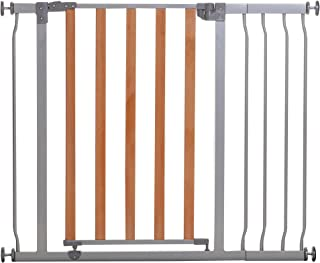 Dreambaby Extensi/ón 27 cm para la Barrera de Seguridad Liberty Extra Alta negra
