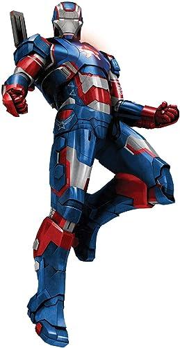 [UK-Import]Dragon Marvel Iron man 3 1 9 Scale Iron Patriot Plastic Model Kit