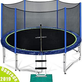 6ft trampoline weight limit