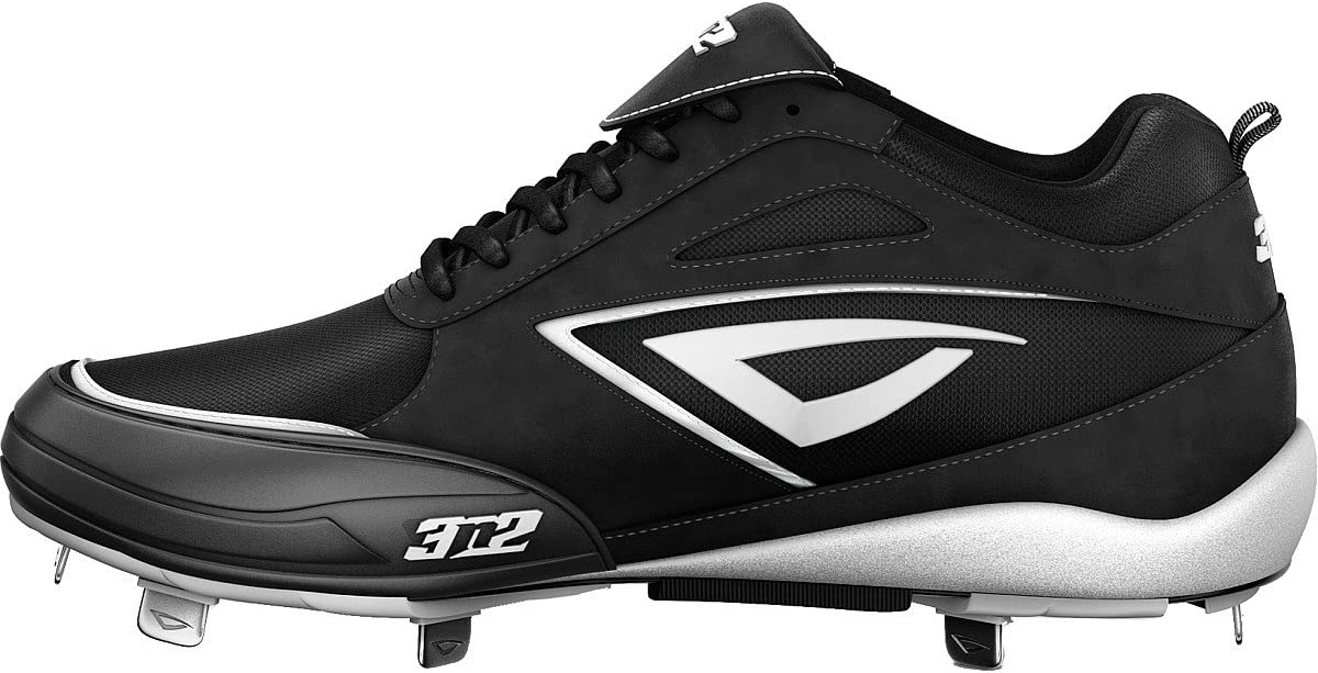Rally Metal PT Fastpitch Baseball Shoes