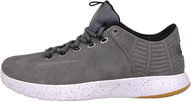 Nike Lunar Hyperrev Low Ext Mens Basketball shoes Dark Grey