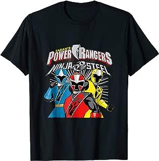Best power rangers ninja steel t shirt Reviews