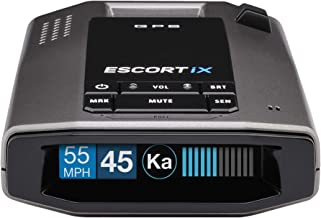 ESCORT IX Laser Radar Detector – Auto Learn Protection, Extreme Long Range,..