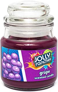 Jolly Rancher Grape Scented Mini Candle