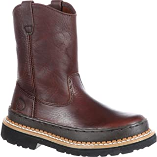 Georgia Boot Kids' G204 Mid Calf Boot