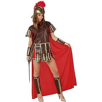 Atosa-96781 Disfraz gladiadora romana, M-L (96781): Amazon.es ...