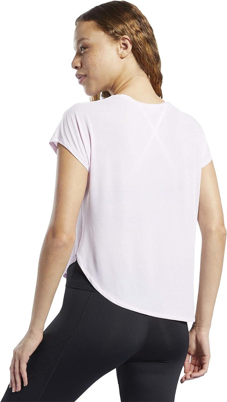 Reebok Womens Wor Ac Tee T-Shirt