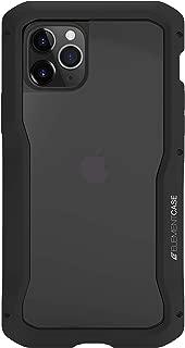 Element Case Vapor S Drop Tested Case for iPhone 11 Pro Max - Graphite (EMT-322-226FX-01)