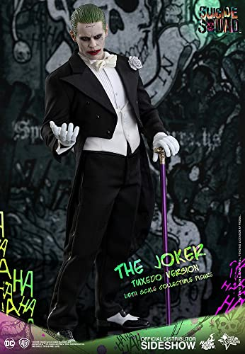 DC HOT TOYS THE JOKER TUXEDO VERSION 1 6 SCALE DELUXE ACTION FIGURE