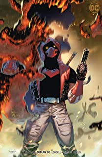 red hood outlaw 30