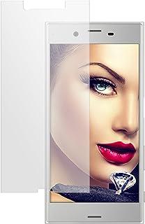 mtb more energy® Protector de Pantalla de Vidrio Templado para Sony Xperia XZ (F8331) / Dual (F8332) – 5.2''- Cristal Tempered Glass