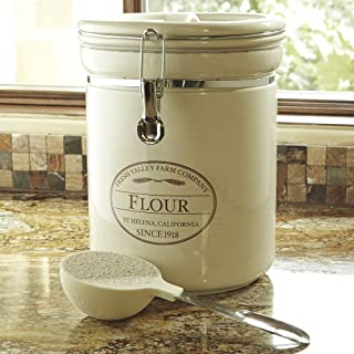 CHEFS Fresh Valley Farm Canisters: flour