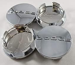 llfaith New Set of 4 Center Wheel Rim Hub Caps fit Avenger, Dart, Charger, Charger