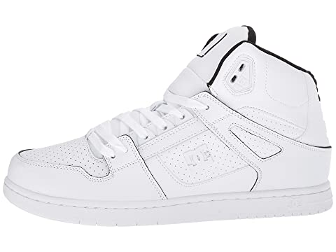 High DC Negro Blanco Top SE Pure Blanco w5q8S