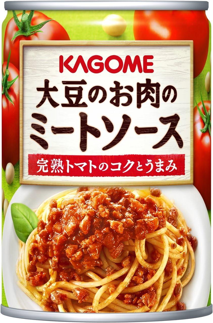 カゴメ大豆のお肉のミートソース295g×4個